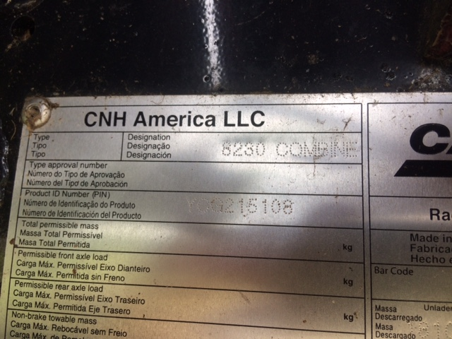 2012 CASE IH 8230